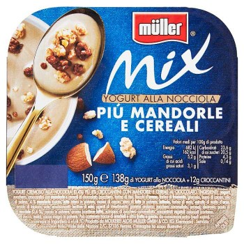 müller Mix Yogurt alla...