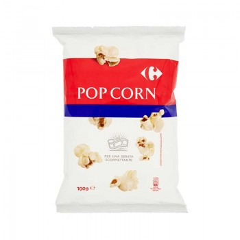 Pop Corn Carrefour 100g