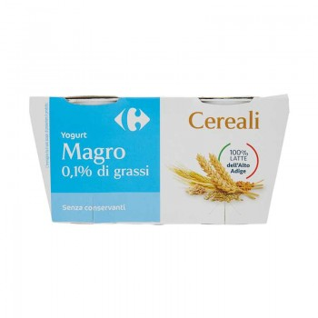 Yogurt Magro ai cereali...