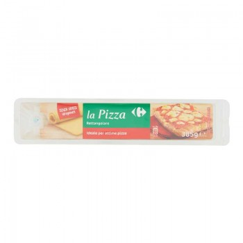 Pasta per pizza Carrefour...