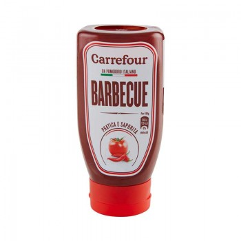 Salsa Barbecue Carrefour 270gr