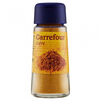 Curry Carrefour 40gr