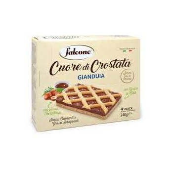 Crostata Falcone Gianduia...