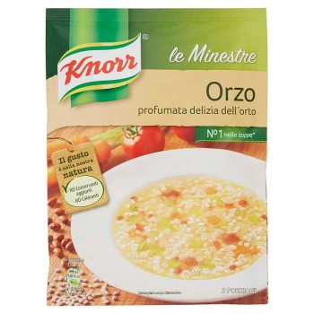 Knorr Le Minestre Orzo 103 G