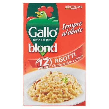 Gallo Blond 12 Minuti...