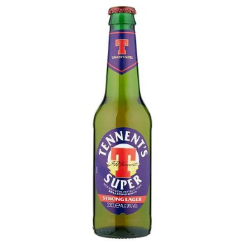 Tennent's Super 33 Cl