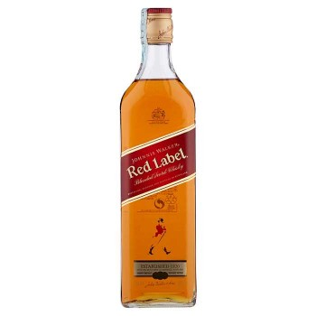 Johnnie Walker Red Label...
