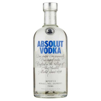 Absolut Vodka 700 Ml