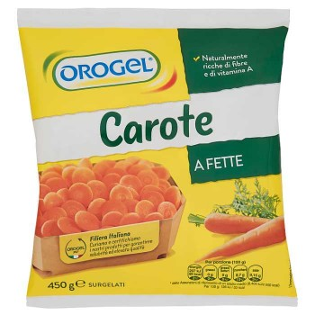Orogel Carote A Fette...