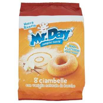 Mr.day Ciambelle Con...