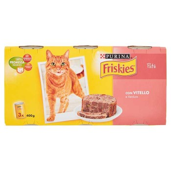 Purina Friskies Gatto Patè...