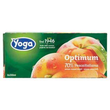 Yoga Optimum 70% Pesca...
