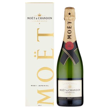 Champagne Moët & Chandon...