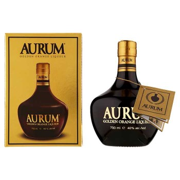 Aurum Golden Orange Liqueur...