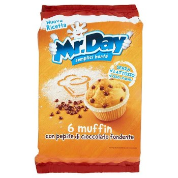 Mr.day Muffin Con Pepite Di...