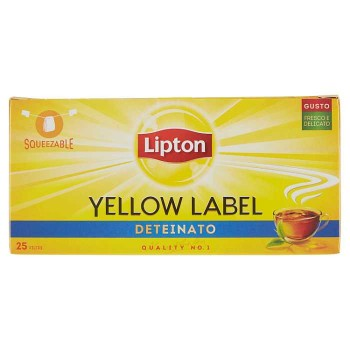 Lipton Yellow Label...