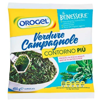 Orogel Il Benessere Verdure...