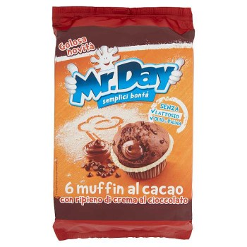 Mr.day Muffin Al Cacao Con...