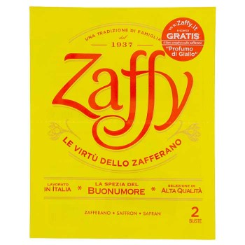 Zaffy Zafferano 2 X 0,13 G