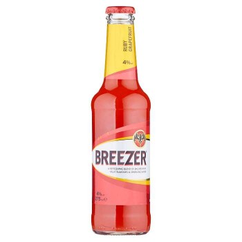 Breezer Ruby Grapefruit 275 Ml