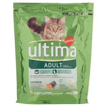Ultima Cat Adult Salmone 400 G