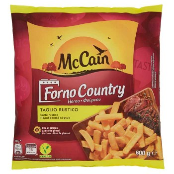 Mccain Forno Country 600 G