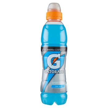 Gatorade Cool Blue Pet 0,5 L