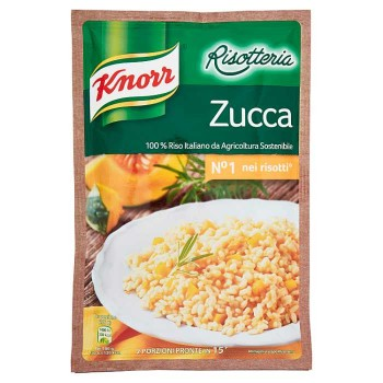 Knorr Risotteria Zucca 175 G