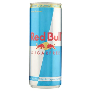 Red Bull Sugarfree 250 Ml...