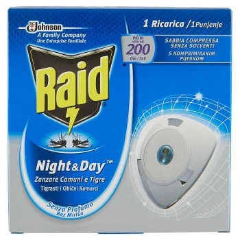 Raid Night & Day Zanzare...