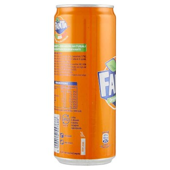 Fanta Original Lattina 330ml