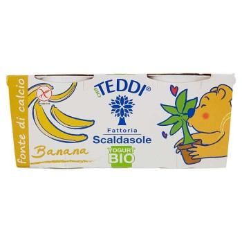 Teddi Bio Yogurt Bio Banana...