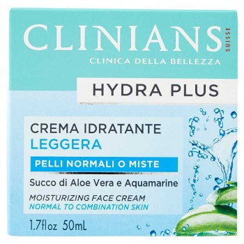 Clinians Hydra Plus Crema...