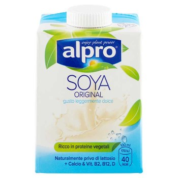 Alpro Soya Original 500 Ml