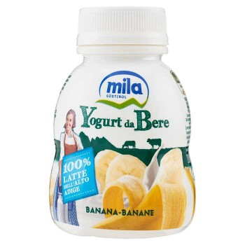Mila Yogurt Da Bere Banana...