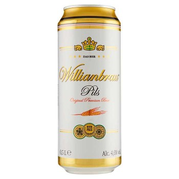 Willianbrau Pils 0,5 L