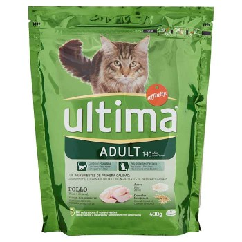Ultima Cat Adult Pollo 400 G