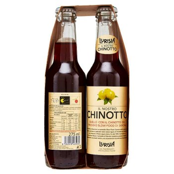 Lurisia Chinotto 4 X 275 Ml