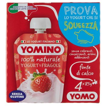 Yomino 100% Naturale Yogurt...