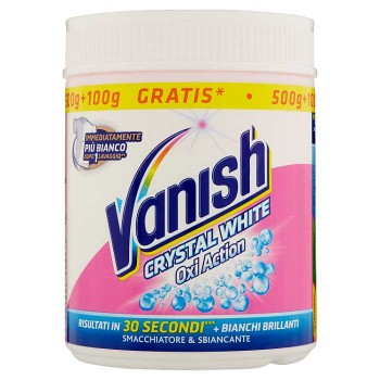 Vanish Crystal White Oxi...
