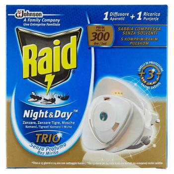 Raid Night & Day Trio...