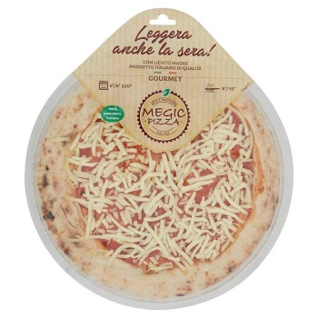 Megic Pizza Pizza...