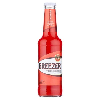 Breezer Strawberry 275 Ml