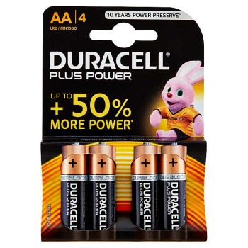 Duracell Plus Power Aa Lr6...