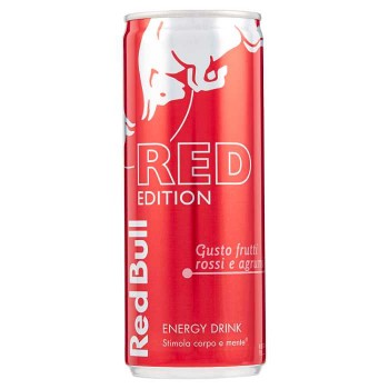 Red Bull Red Edition Energy...