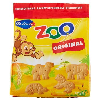 Bahlsen Zoo Original 125 G