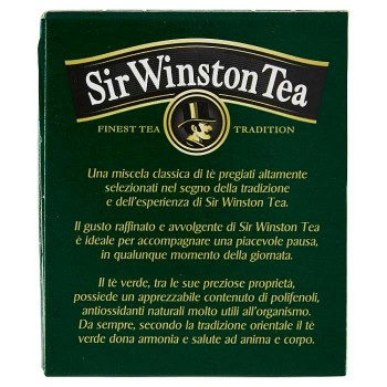 Sir Winston Tea Zenzero E...