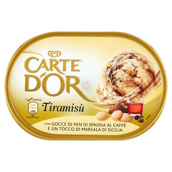Carte D'or Tiramisù 1000 Ml
