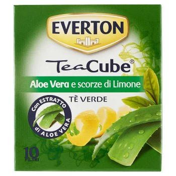 Everton Teacube Tè Verde...