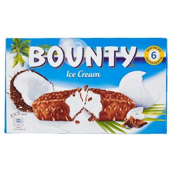 Bounty Ice Cream 6 X39,1 G